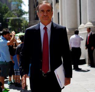 Ignacio Walker y opción presidencial de Goic: Hoy hubo un vuelco