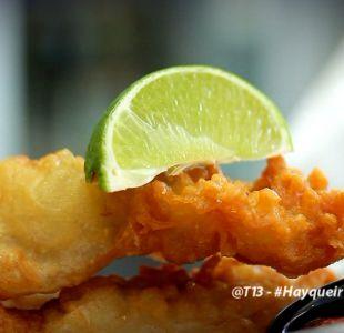 #HayQueIr: La ruta de los mejores pescados fritos de Santiago