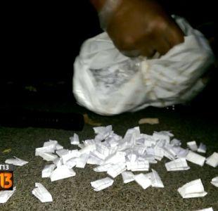 Narcotraficantes utilizan sofisticados sistemas de seguridad para proteger drogas