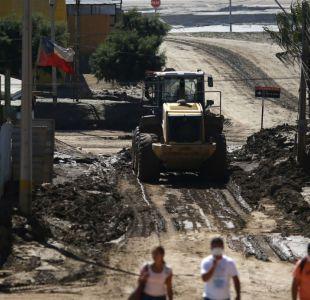 Gobierno decretará zona de catástrofe para Chañaral