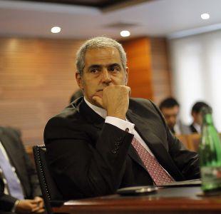 La dura arremetida de Sabas Chahuán: No le creo nada al señor Garay