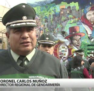 Innovador proyecto en la cárcel: internos pintan murales