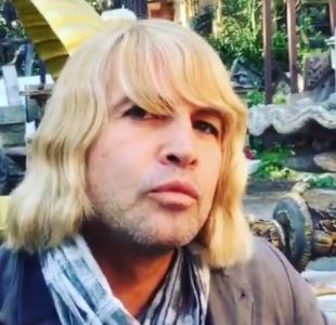 [VIDEO] Billy Zane se vuelve a unir a elenco en Zoolander 2