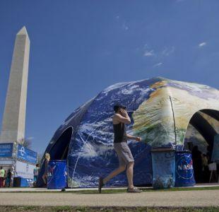 Día de la Tierra: Imágenes y cifras del planeta