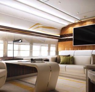 [VIDEO] El misterioso avión que cuesta 600 millones de dólares