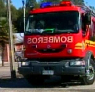 Autoridades de Santa Juana inauguraron una nueva compañía de bomberos
