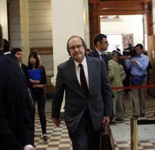 Davor Harasic renuncia a decanato de Derecho de la U. de Chile criticando tomas ilegales