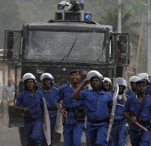 Atacan dos campamentos militares junto a la capital de Burundi