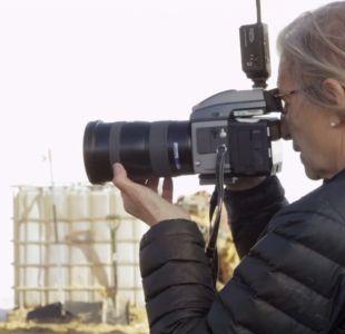 [VIDEO] El lente de Annie Leibovitz tras la sesión de Vanity Fair para Star Wars