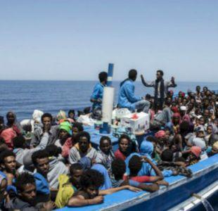 ONU: Número récord de migrantes atravesó el Mediterráneo desde inicios de 2015