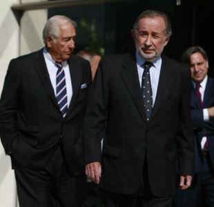 """UDI defiende a Jovino Novoa: """"Es víctima de una persecución política"""""""