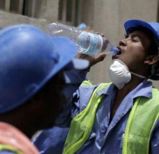 Mundial Qatar 2022: He trabajado en todo el mundo, nunca he visto condiciones tan malas