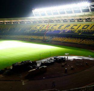 Universidad de Concepción no podrá ser local en el estadio Ester Roa por Copa Sudamericana