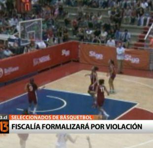 Formalizarán a tres basquetbolistas por presunta violación tras juegos Odesur