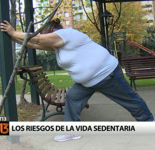 Los riesgos de la vida sedentaria en nuestra salud