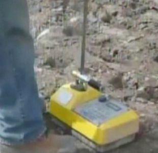 Autoridades alertan por robo de densímetro nuclear en Maipú