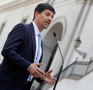Díaz: Diagnóstico de Eyzaguirre es muy similar a lo planteado por Bachelet