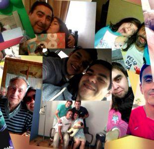 Día del padre: Usuarios envían emotivas fotos junto a sus papás
