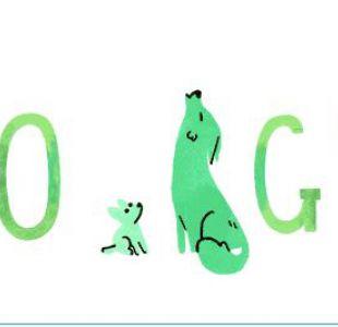 Revisa aquí el doodle de Google para este Día del Padre