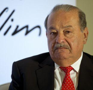 Carlos Slim donará US$110 millones a obras tras sismos en México