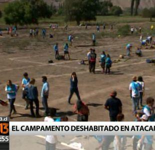 El drama de Tierra Amarilla: Casas de emergencia aún no pueden ser utilizadas
