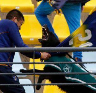 Everton se querelló contra responsables de incidentes en Sausalito