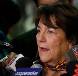 Delpiano defiende gratuidad y fin del copago tras dichos de Piñera: No se puede volver atrás