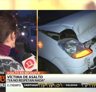 [VIDEO] Robo de vehículos: se registraron dos asaltos que tuvieron a niños como víctimas
