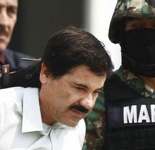 Así fue el cara a cara entre el Chapo Guzmán y el actor que lo interpretó en Narcos