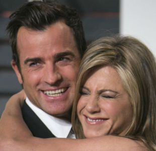Jennifer Aniston y Justin Theroux dieron el Sí en secreto
