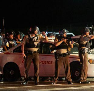 EEUU: Crece la tensión en conmemoración de la muerte de Brown en Ferguson