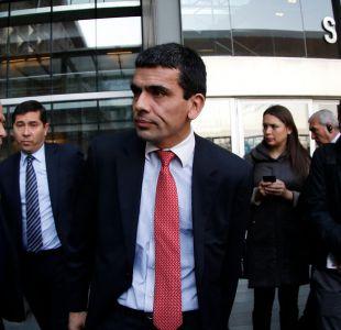 Carlos Gajardo declara hoy por presuntas filtraciones de Ayala a Interior