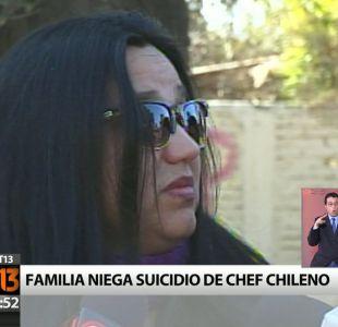 Familiares del chef chileno desaparecido piden intervención de la Interpol