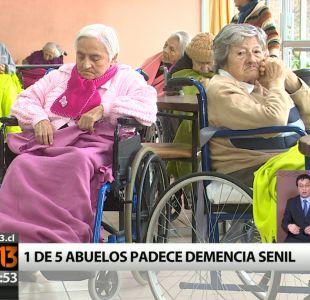 Demencia senil: El trastorno que no deja vivir en paz a los adultos mayores