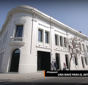 #HayQueIr: Centro Nave, una nave para el arte