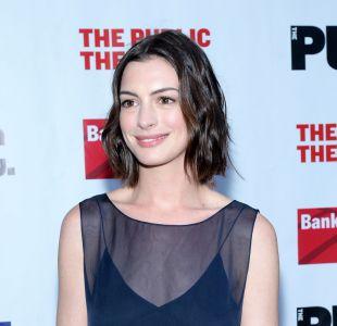 Anne Hathaway dice que ha perdido papeles debido a su edad