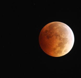 La Luna de Sangre se verá este domingo