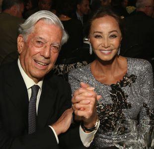 Mario Vargas Llosa e Isabel Preysler llevan un año de relación sentimenta