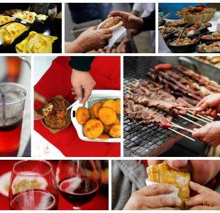 Cuantas calorías tiene el menú de fiestas patrias