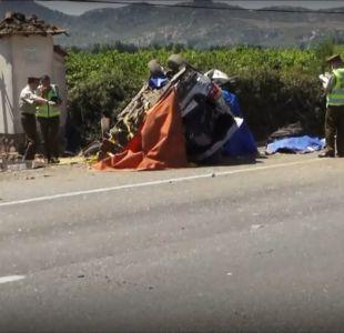 Cuarenta personas mueren cada vez que en Chile se viven las Fiestas Patrias