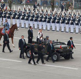 Parada Militar contará con casi 8 mil uniformados