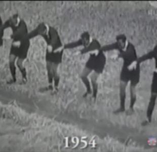 [VIDEO] La evolución del haka del rugby en los últimos 90 años