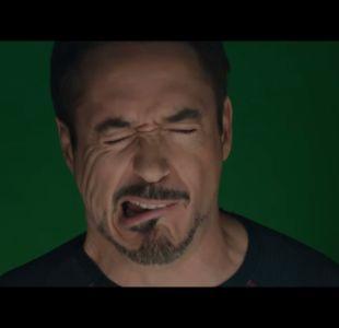 [VIDEO] Liberan chascarros de película Los Vengadores: La Era de Ultrón