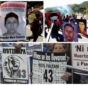 Fiscalía mexicana refuta críticas de expertos de CIHD en caso Ayotzinapa