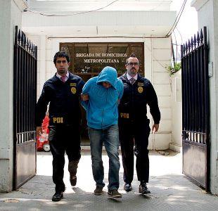 Dictan prisión preventiva para joven que asesinó a dos ancianos en Pedro Aguirre Cerda