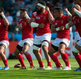 [VIDEO] ¡Intimidante! El haka de Tonga ante los Pumas de Argentina
