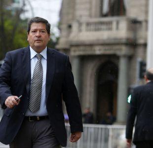 Velasco: Ha habido una estrategia de demolición de gente de la Nueva Mayoría hacia Guillier