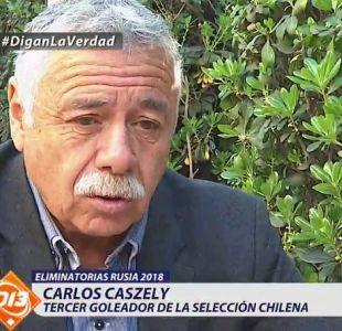 """[VIDEO] Carlos Caszely destaca """"gran evolución"""" de Alexis Sánchez"""