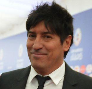 [VIDEO] No hay celos: Iván Zamorano se rinde ante la zurda de Esteban Paredes
