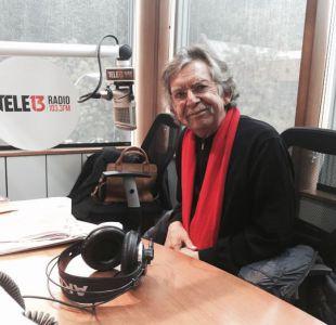 Ángel Parra en Tele13 Radio